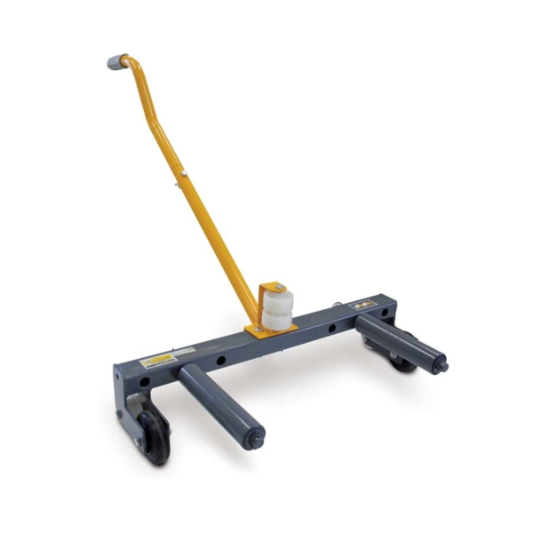 471105 - CARRELLO PORTARUOTE è un utile accessorio che elimina le difficoltà che spesso si incontrano durante la fase di rimontaggio degli pneumatici