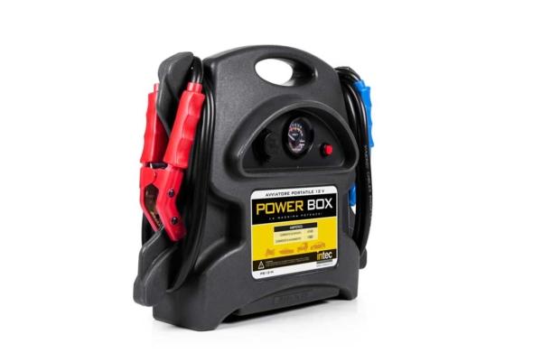 Power Box PB12-M - Avviatore fino a 2500cc - Esina Autoattrezzature